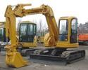 Thumbnail Komatsu PC75UU-2 Hydraulic Excavator Service Shop Manual