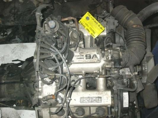 Product picture Isuzu Petrol Engine 6vd1 3.2 JACKAROO RODEO Repair Manua